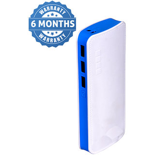 Omnitex  P6 LT With 3 USB Port 10400 mAh Power Bank