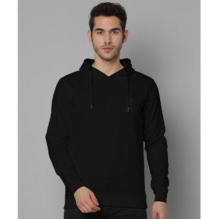 Lyrill Mens Cotton Fullsleeve Hooded Sweatshirt