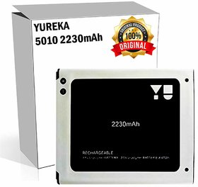 Original 2230mAh Battery  For Yu Yuphoria 5010