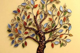 Style UR Home - Multi coloured Abstract Tree - 24