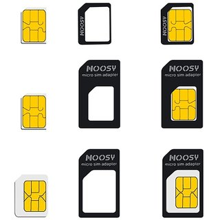 Micro Sim Nano Sim Mini Sim Adapter For All Mobiles