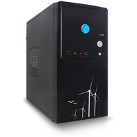 Core 2 Duo, G31 Motherboard, 4GB DDR2 RAM, 500GB SATA HDD, LG DVD RW with Wifi - Nallu Assembled Desktop