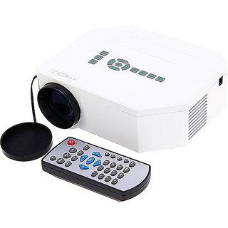 New UC30 LED Mini Pocket Projector HD - HDMI/VGA/AV IN/USB