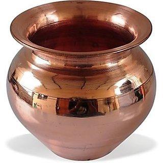 Clickmart Pure Copper Lota 500 ML