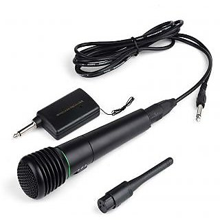 EASTER/DEXTER PROFESSIONAL DYNAMIC WIRELESS/CORDLESS MICROPHONE WITH 3.5 MM JACK