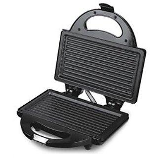 Lifelong LLSM114G (750Watt) 4 Slice Grill Sandwich/Toaster maker (black)