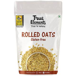 True Elements Gluten Free Rolled Oats,