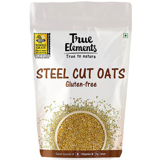 True Elements Gluten Free Steel Cut Oats 1Kg