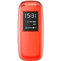 IKall K3312 Flip Phone (1.8 Inch, Dual Sim, Vibration , Bis Certified Made In India) Multimedia