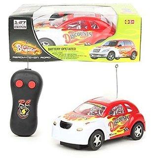 Remote/Radio Control Light Car.