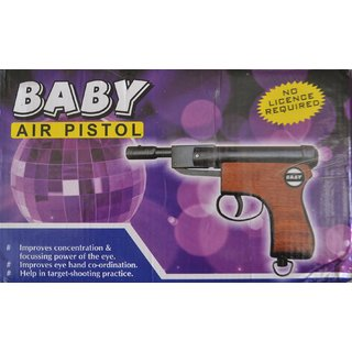 Prijam Air Gun Bbm Metal Handle Metal Body 100 Pellets Free