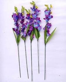 S N ENTERPRISES 2175 blue purple Orchids