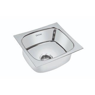 Tayal Kitchen Sink 18x16x8 inch