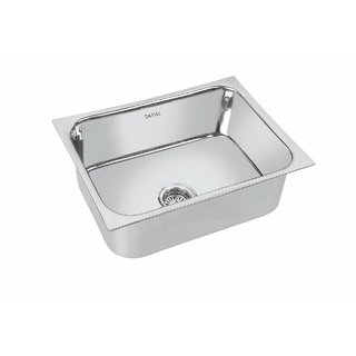 Tayal Kitchen Sink 24x18x9 inch