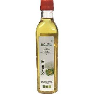 Farm Naturelle (Farm Natural Produce) Sesame Gingelly Til Cooking Oil 415Ml