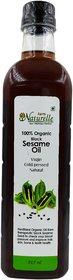 Farm Naturelle (Farm Narural Produce) 915 Ml Virgin Cold Pressed Organic Sesame Oil