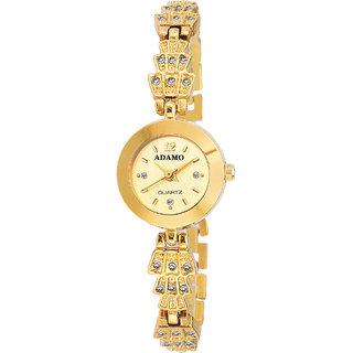 ADAMO Enchant Women's Wrist Watch 2498YM04