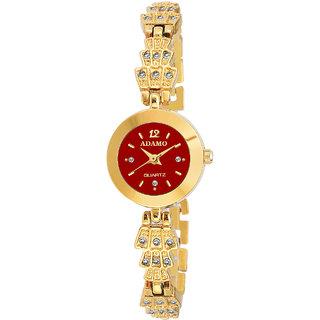 ADAMO Enchant Women's Wrist Watch 2498YM12