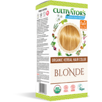 Cultivator's Organic Herbal Hair Color - Blonde