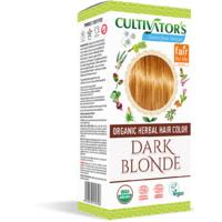 Cultivator's Organic Herbal Hair Color - Dark Blonde