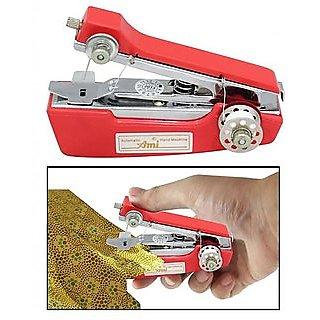 Mini Hand Sewing Machine Stapler Model Manual Sewing Machine