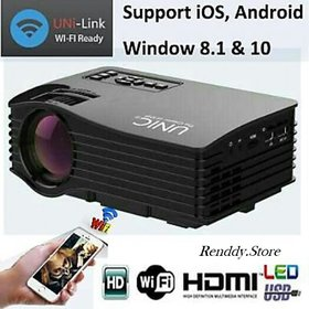 UNIC UC36 WIFI Portable LED Video Home Cinema Projector