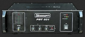 STRANGER PBT-501 HIGH POWER PROFESSIONAL SOUND AMPLIFIER With 1 Month Seller Warranty