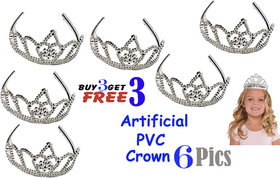 Queen Head Brooke-(Artificial Made by Plastic)-1 Set