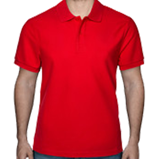 Hexan Solid Men's Polo neck T-Shirt(M)