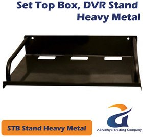 Home Steel DVD/Set Top Box Stand