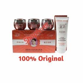 Shopfever Jiaobi Whitening And Moisturising Set Best Herbal Whitening Cream
