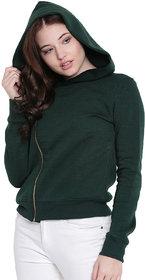 texco Green Women's sweatshirt