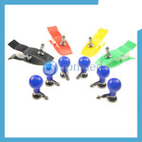 Adult Chest Suction Cup Bulb And Limb Clamp Ag AgCI ECG EKG Electrodes--10+10 Pics