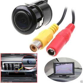 High Resolution Night Vision Color Anti-fog Waterproof Shockproof Rear View Car Camera