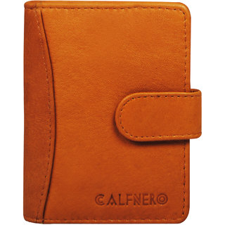 Calfnero Genuine Leather Card Case