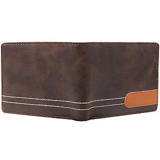 B Men's Green Wallet