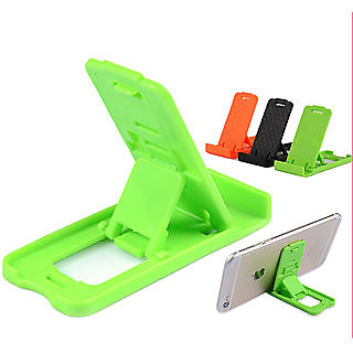 KSJ 1 PC Small Plastic Mobile Stand (Assorted Colors)