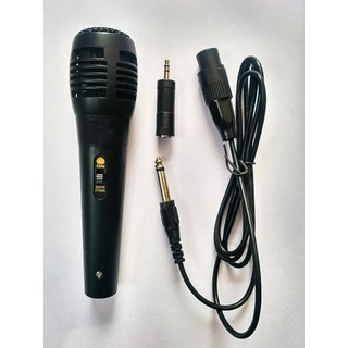 PROFESSIONAL DYNAMIC MICROPHONE WITH WIRE AND 3.5 JECK
