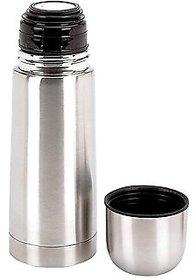 Steel 1000 ml Vaccum Flask - Hot Cold Bottle