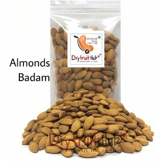 Aapkidukan Regular Badam (Almond)  500 gm