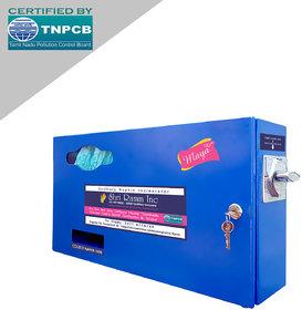 Coin Operated Sanitary Napkin Dispenser