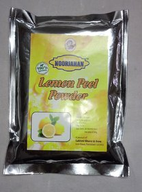 Pure Lemon Peel Powder  (200 g)