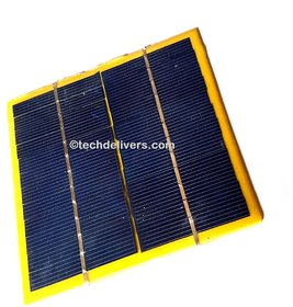 Solar Cell Panel 12V, 100mA