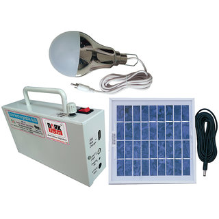Solar Rechargeable Bulb