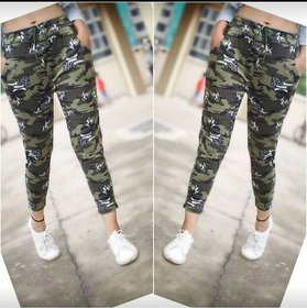 U.S ARMY Camouflage Print Women's Jegging /Track Pant /Yoga Pant /Gym Pants /Casual Pants
