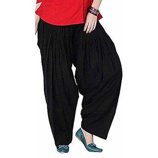 RamE Black Women's Lycra Dhoti Pants For Women  Red Patiyala Dhoti Lycra Salwar