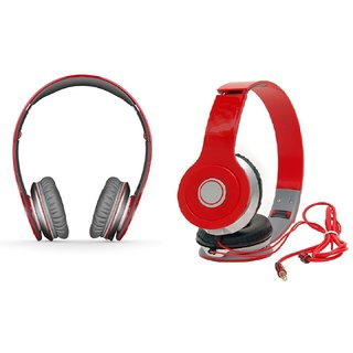 Digimate Latest New Solo Hd Over the Ear Headphone For Better Sound Assorted Colors