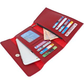 dide Imported Women Designer Wallet Black/Brown/Blue/Pink/Grey/Tan Ladies Clutch
