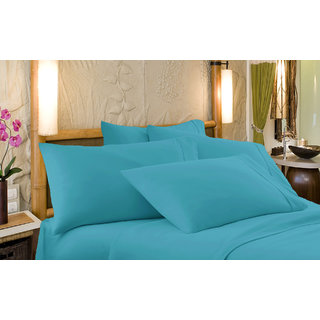 Sleep Desire Bedding Collection 300TC Bed Sheet With Pillow covers