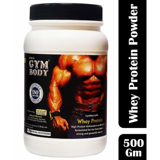 Ethix Gym Body fortified with Whey Protein (500g)